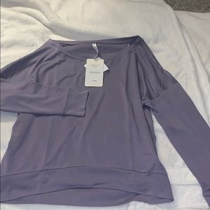 Brand new Fabletics Pullover